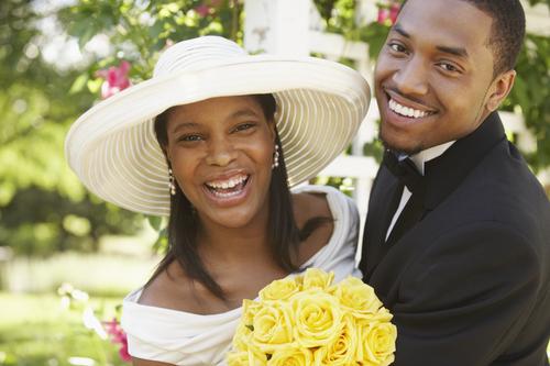 Garden weddings & chapel available